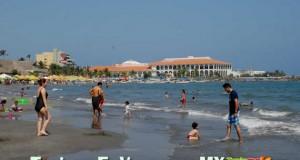 Disfrutan turistas del Carnaval y de las riquezas naturales y culturales de la conurbación