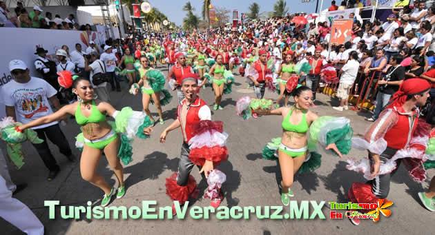 El Carnaval, una muestra de que Veracruz sabe reír y cantar