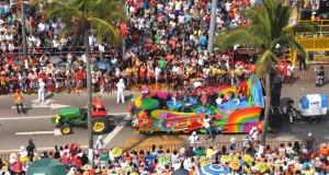 Más de un millón de asistentes, el éxito del Carnaval 2013