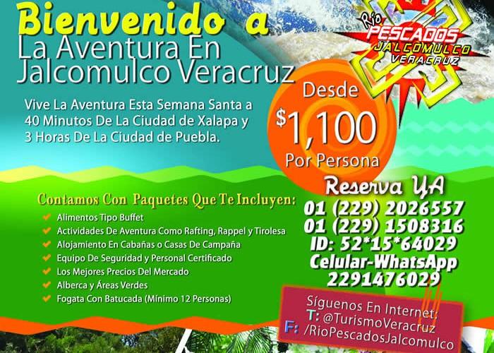 El Río Pescados Te Espera Esta Semana Santa y Semana De Pascua 2013