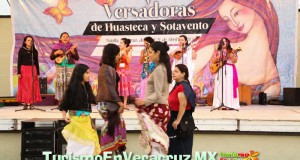Iluminan talentosas mujeres el Segundo Encuentro de Soneras y Versadoras de la Huasteca y Sotavento