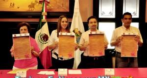 """Presenta Ayuntamiento de Veracruz convocatoria del concurso de cronistas """"Premio Jaime Baca Rivero 2013″"""