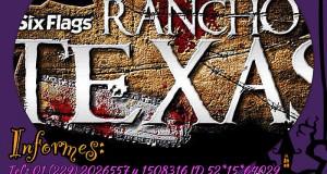Rancho Texas En El Festival Del Terror De Six Flags