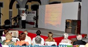 """Realiza Ayuntamiento de Veracruz conferencia """"Del Viajero al Turista"""" en el Museo de la Ciudad"""