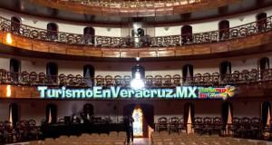 Inicia Sectur programa Rescatando el Resplandor del Teatro Netzahualcóyotl, en Tlacotalpan