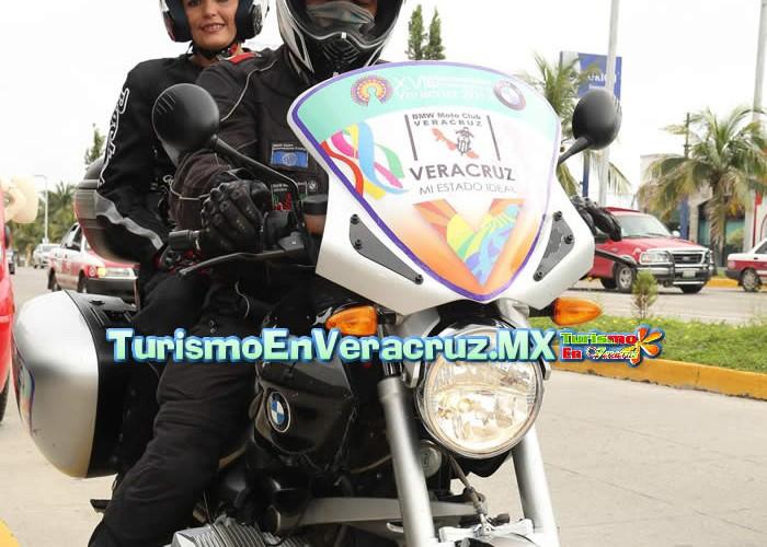 Veracruz, sede de la Moto Convención Internacional BMW 2013