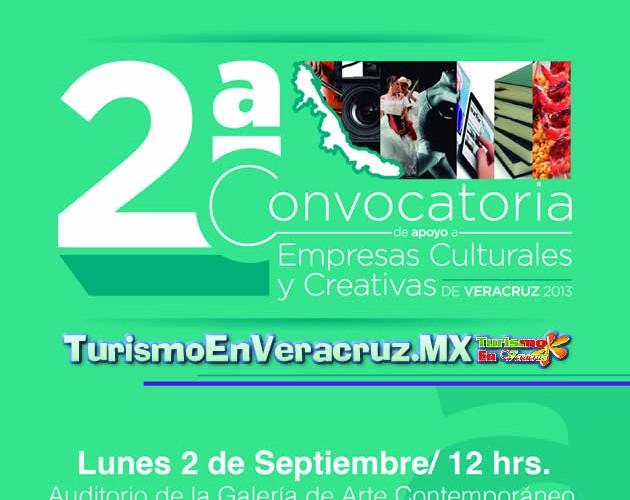 Invitan IVEC y Sedecop a Segunda Convocatoria de Apoyo a Empresas Culturales y Creativas