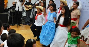 Cuentacuentos y Fandanguito en el Hay Festival Xalapa