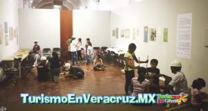Visitas guiadas y el taller Disueña para los niños en el Festival OctUrbe