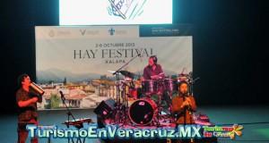 Todo un éxito el Hay Festival Xalapa
