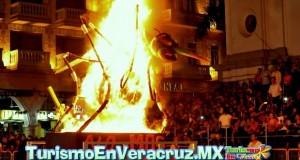Con gran alegría y un lleno total inicia Carnaval Veracruz 2014
