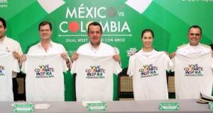 Veracruz, sede de Dual Meet México vs Colombia de Tiro con Arco