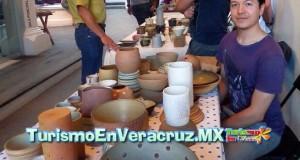 Ofreció IVEC venta de cerámica utilitaria en la Galería de Arte Contemporáneo