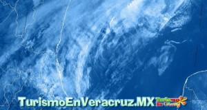 Aumentarán nublados y potencial de lluvias en el estado de Veracruz