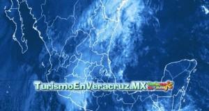 Hoy, cielo nublado con ambiente cálido en la entidad Veracruzana
