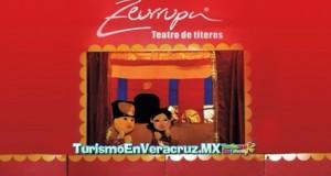 Continúa gira de Zeurrupa Títeres por zona centro del estado