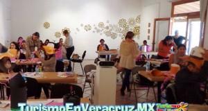 Realizó IVEC taller con perspectiva de género en el Jardín de las Esculturas