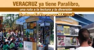 Veracruz ya tiene Paralibro, una ruta a la lectura y la diversión
