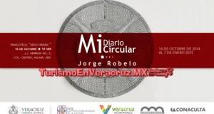 Expondrá Jorge Robelo en Pinacoteca Diego Rivera, este jueves