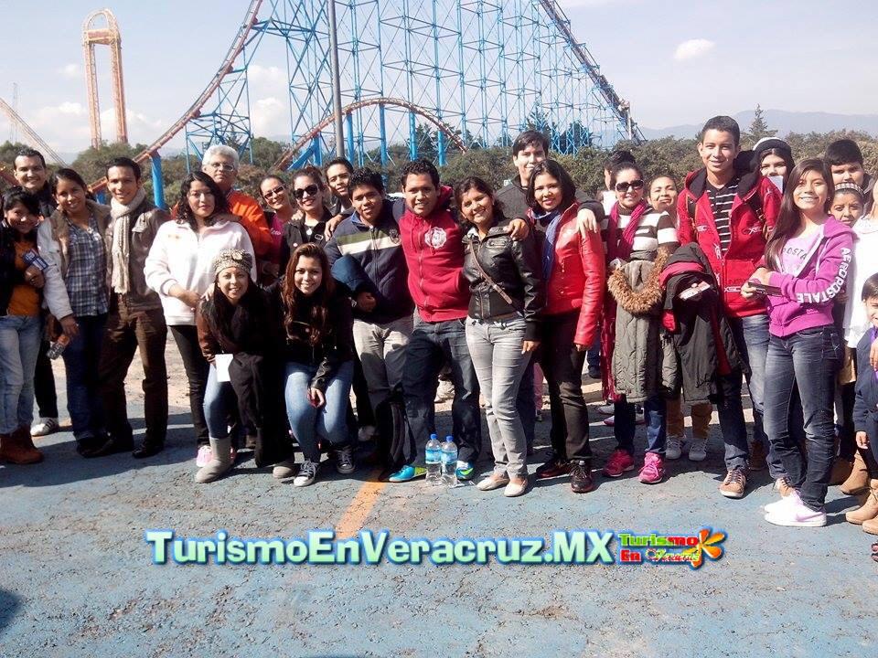 Excursión a Six Flags Desde Veracruz, Cardel y Xalapa