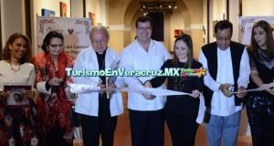 "Inauguran Exposición Plástica ""San Sebastián Patrono De Veracruz"""