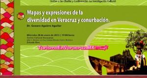 Ofrecerán charla sobre Mapas y expresiones de la diversidad en la ciudad de Veracruz