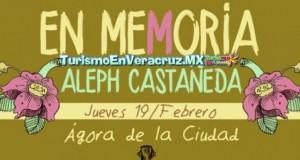 Invita IVEC al concierto En Memoria de Aleph Castañeda, en el Ágora de la Ciudad