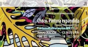 Exhibirá IVEC Chaco. Pintura Expandida, de Daniel Berman