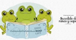 Invita IVEC a estreno de obra Sucedido de ranas y sapos