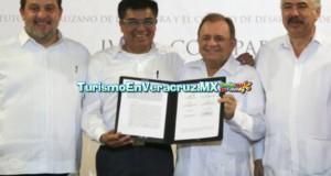 Firma IVEC convenio de colaboración con Codepap