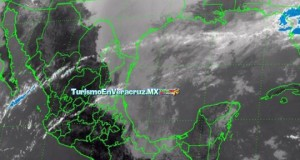 Lenta recuperación de temperatura diurna; cielo nublado en las próximas 24 horas