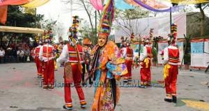 La #tradición de la #danza #veracruzana se difunde en #CumbreTajín 2015