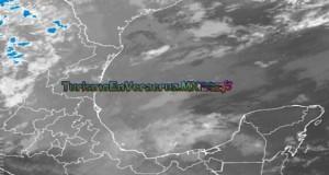 #Lluvias niebla y viento de norte en #Veracruz en las próximas 24 horas