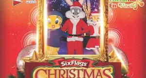 #Excursión a #SixFlags Christmas In The Park Este 6, 20, 27 De Diciembre y 3 De Enero
