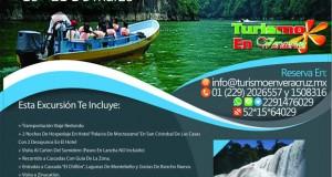 #Excursión a #Chiapas Saliendo De Veracruz En Marzo