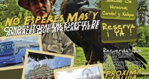 #Excursión a #AfricamSafari Este 2 de Julio De 2017 Saliendo De #Veracruz y #Xalapa