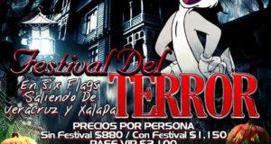 Vamos Al #FestivalDelTerror Este 12 De Noviembre 2017