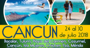 #Excursión a Cancún Este 24 De Julio De 2017 Saliendo De #Veracruz