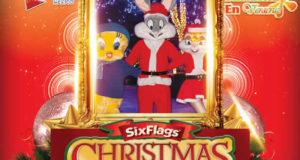 #Excursión a #SixFlags Christmas In The Park Este 7 De Enero 2018