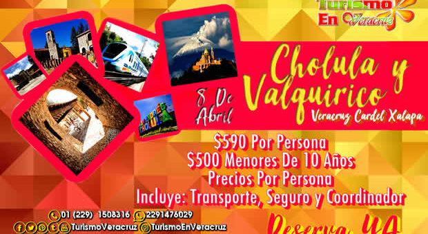 #Excursión a #Valquirico y #Cholula