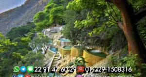 Vamos a las grutas de Tolantongo