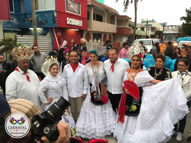 Se realizó el 5º y último Gran Desfile del Carnaval de los 500 años