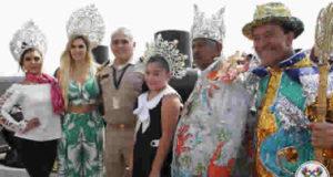 Se realizó el tradicional Desfile Náutico del Carnaval