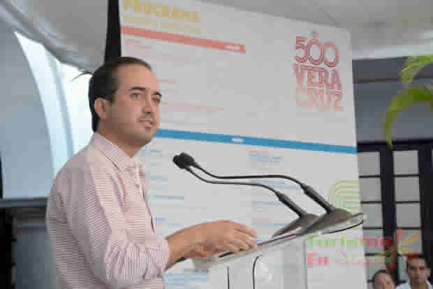 Conoce las actividades por los 500 años de Veracruz