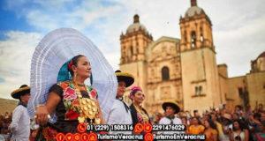 Visitemos Oaxaca en un día saliendo de Veracruz