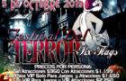 Nuevas fechas para el Festival Del Terror de Six Flags México