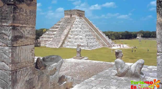 Tiempo de viajar a Chichen Itzá desde Veracruz