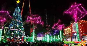 La navidad llegó a Six Flags, no te quedes fuera