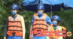 Las opciones de viaje para Jalcomulco en la nueva normalidad