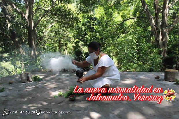 Ritual de Barro En Jalcomulco